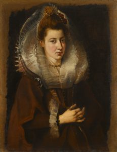 Rubens - Portrait of a young woman